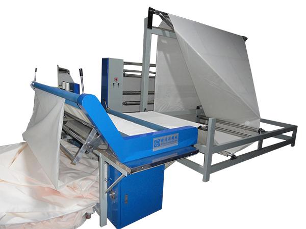 自动折布拼缝机