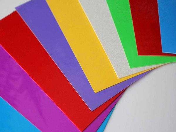 三亚彩色胶板